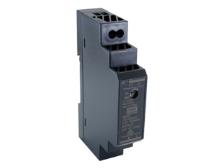 Power supply 24-15V for DIN rail